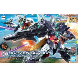 HGBDR 1/144 Uraven Gundam