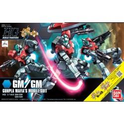 HG 1/144 RGMGM-79 GM/GM