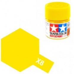 Tamiya X-8 Lemon Yellow 10ml