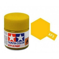Tamiya XF-3 Flat Yellow 10ml