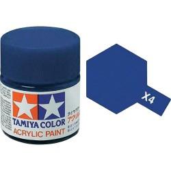 Tamiya X-4 Blue 10ml