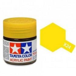 Tamiya X-24 Clear Yellow 10ml