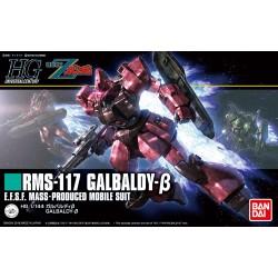 HG 1/144 RMS-117 Galbaldy-β