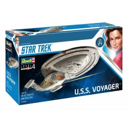Revell 1/670 U.S.S. Voyager...