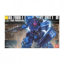 HGUC 1/144 RX-79BD-1 Blue...