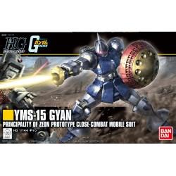 HGUC 1/144 YMS-15 Gyan Revive