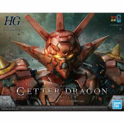 HG 1/144 Getter Dragon...