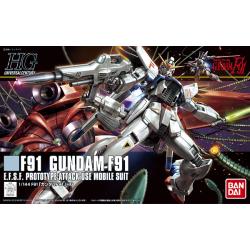 HGUC 1/144 F91 Gundam F91