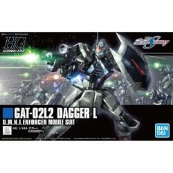 HGCE 1/144 GAT-02L2 Dagger L