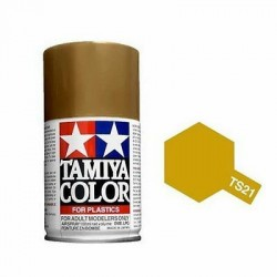 Tamiya Spray TS-21 Gold 100ml