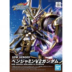 Benjamin V2 Gundam - SD...