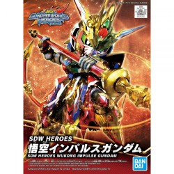 Wukong Impulse Gundam - SD...