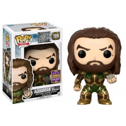 POP Aquaman with Motherbox...