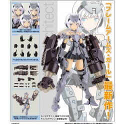 Frame Arms Girl Architect