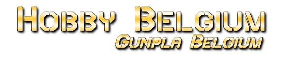 Hobby/Gunpla Belgium